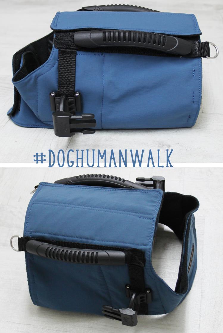 Rolligeschirr Handicap dog Hunde online fashion Design Dog Human Walk